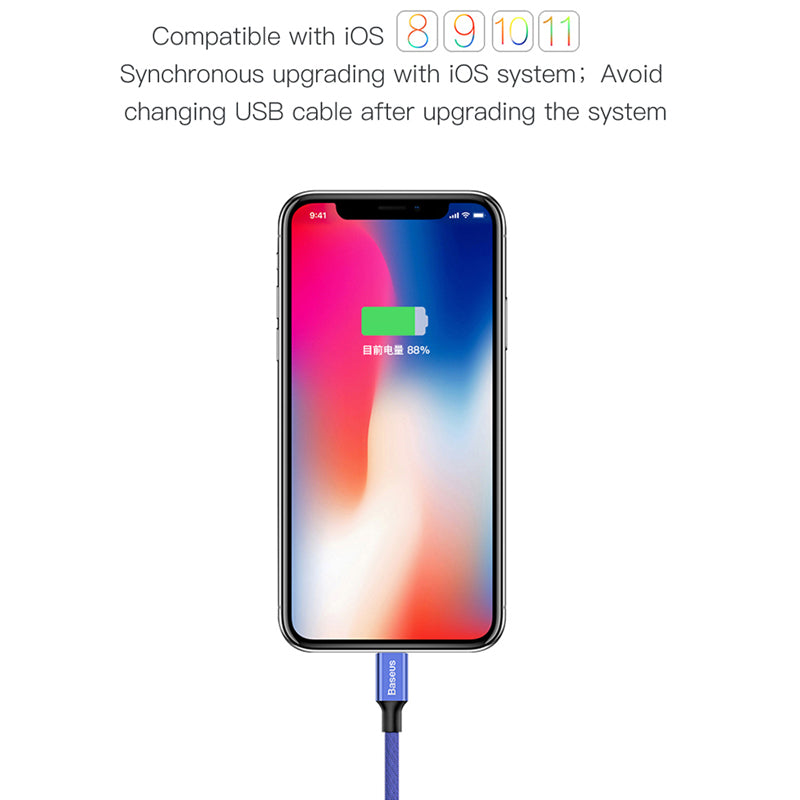 USB cable for iphones and androids