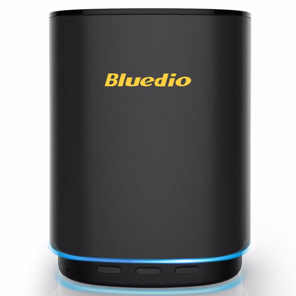 Bluedio TS5 Mini Bluetooth speaker Sound System with microphone supported Voice Control