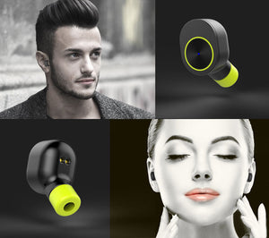 True Wireless Earbuds V4.1 Headset With Portable Charging Case For iPhone xiaomi