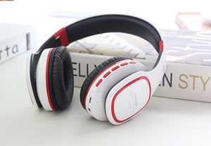Noise canceling wireless headphone bluetooth 4.1