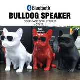 Original S4 Aero Bull Dog Wireless Bluetooth Speaker w/ Subwoofer
