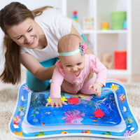 Tummy Time Baby Water Mat