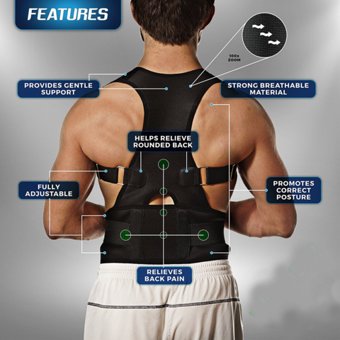 SuperPosture™ - For men & Women - GeetShop | Shop Online with Confidence
