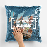 Personalized Pillow With Your Photo ( HOT SALE !!!-50% OFF Today Only )