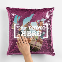 Personalized Pillow With Your Photo