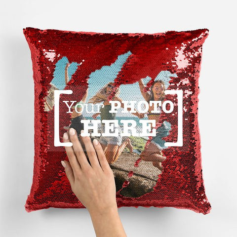 Personalized Pillow With Your Photo - 60% OFF