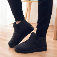 Men's Waterproof Ankle Snow Boots ( HOT SALE !!!-60% OFF Today Only )