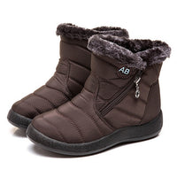 Women's Heatseeker Cozy Winter Waterproof Anti-Slip Boots ( HOT SALE !!!-60% OFF Today Only )