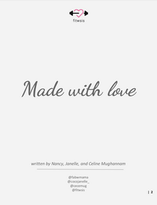 """Made with love"" Cookbook"