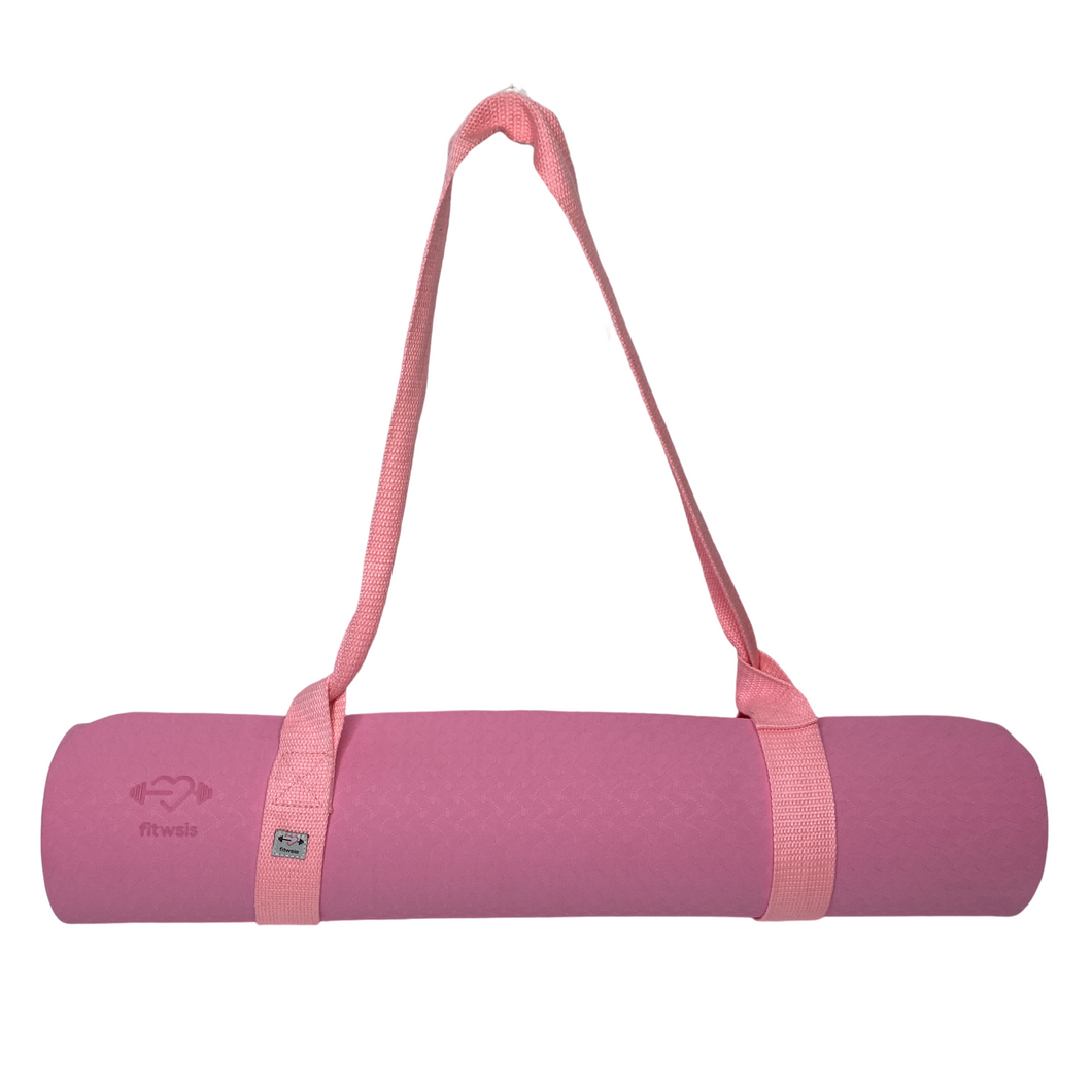 Eco-Friendly Yoga Mats (5 colors)