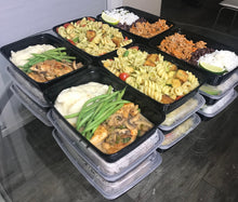 Gym Rat:Only the Nutrition Plan (Meal Prepping)