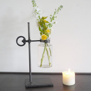 Science Instrument Beaker Flower Holder
