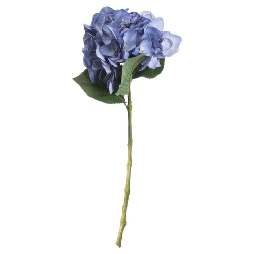Single Lilac Hydrangea Stem