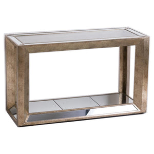 PRE-ORDER Augustine Mirrored Console Table