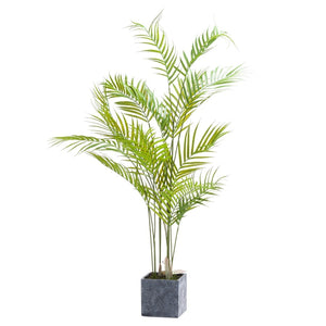 1m Tall Artificial Potted Paradise Palm