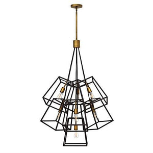 The Filmore Collection 7 Light Chandelier