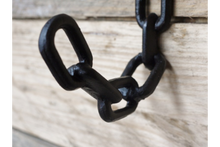 Large Cast Iron Chain Link Coat Hook