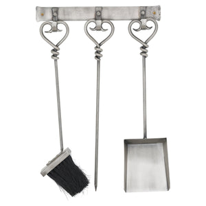 30cm Hanging Three Piece Companion Set