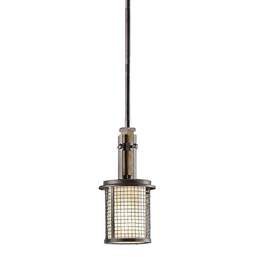 Innerleithen 1 Light Anvil Iron Mini Ceiling Pendant