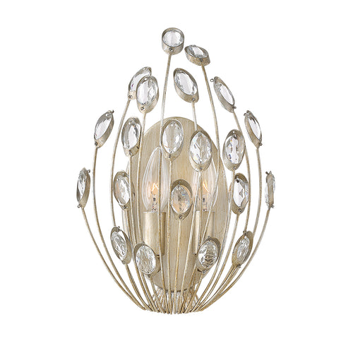 The Tulip Collection Two Bulb Wall Light