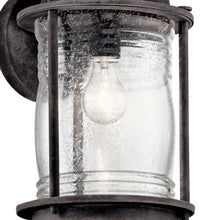 The Immingham 1 Light Medium Wall Lantern