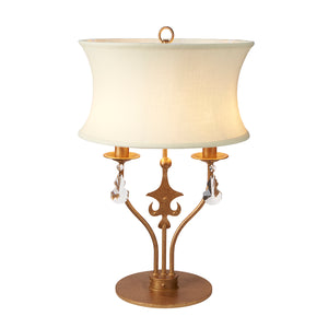 Amice Gold Table Lamp