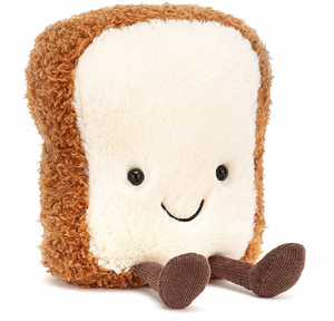 Jellycat, Amuseable Toast, Small