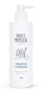 Douce mousse, Dentifrice gomme balloune, 240g