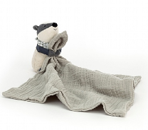 Jellycat, Little rambler badger soother