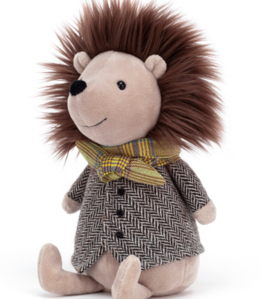 Jellycat, Riverside Rambler Hedgehog