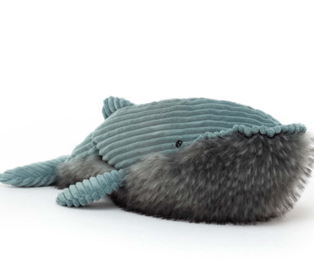 Jellycat, Wiley Whale