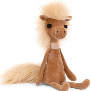 Jellycat ,Swellegant Willow Horse