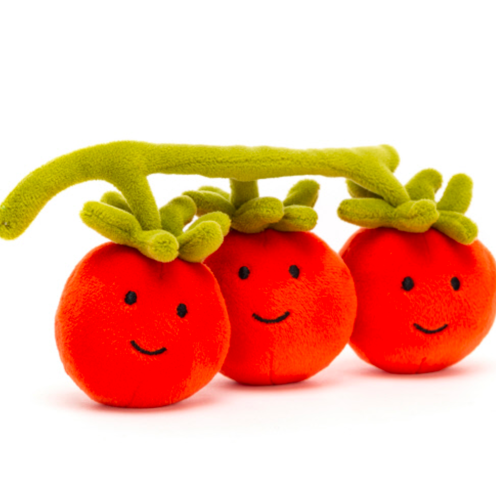 Jellycat, Vivacious Vegetable Tomato