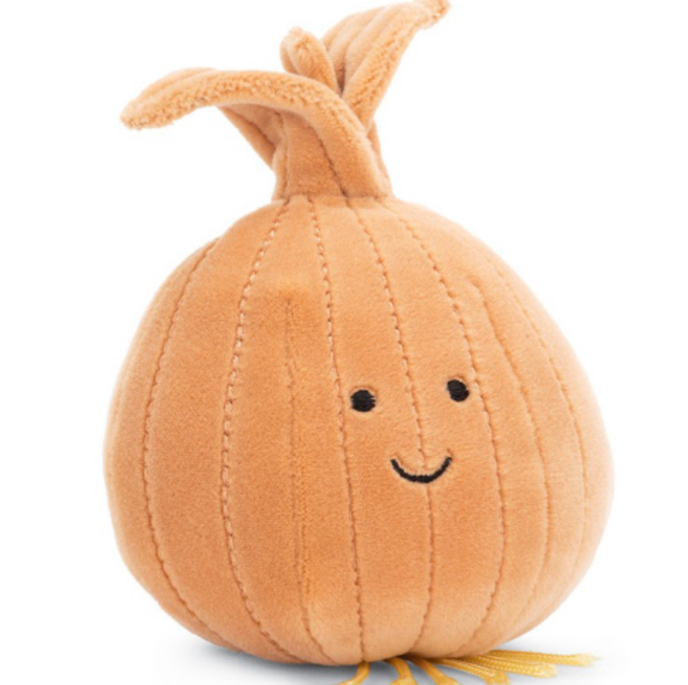 Jellycat,Vivacious Vegetable Onion