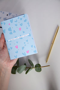 Things I love about you | Giftable notebook