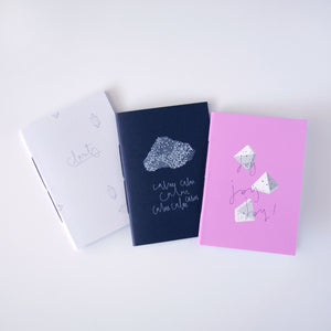 Self-care Mini-journal Set | 3 for 2