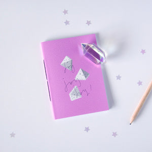 Self-care Mini-journal Set
