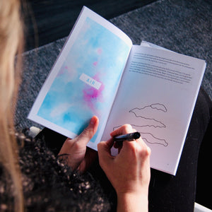 Personalised Astrology Journal | Galaxy