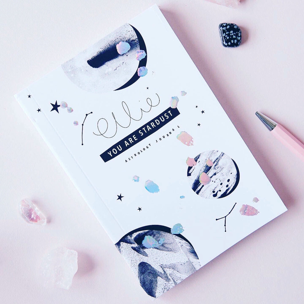 Personalised Astrology Journal