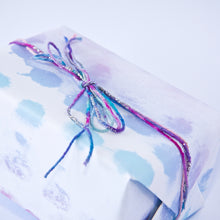 Unicorn Footprints Magical Gift Wrap