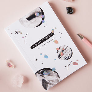 Guided Astrology Journal | Hardback