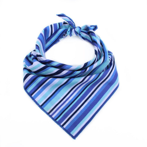 Caspian Stripes Bandana