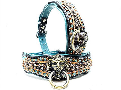 King Of The Jungle Collar