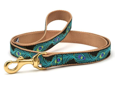 Peacock Dog Leash