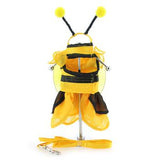 Bumble Bee Dress with headpiece and Leash