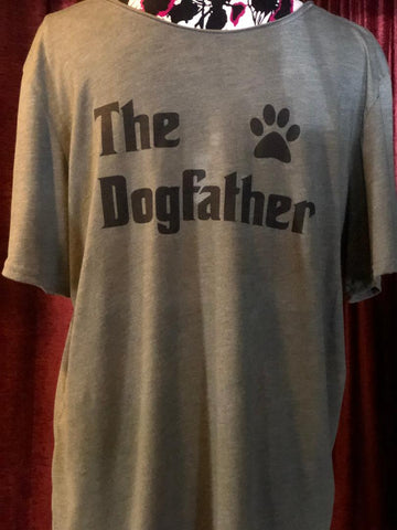 Dog Father Shirt