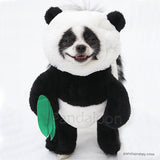Panda Puppy Dog Costume