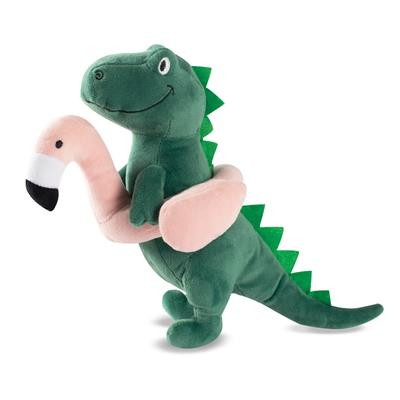 Pool Time T-Rex Plush Toy