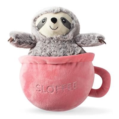 Sloffee Plush Toy