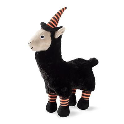 Witchy Llama Plush Toy